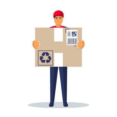 Shipping service concept
