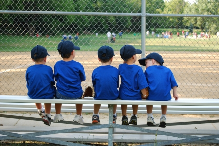 baseball with my buddies