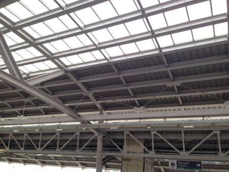 steel: Roof steel structure