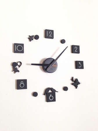 clock on the wall photo