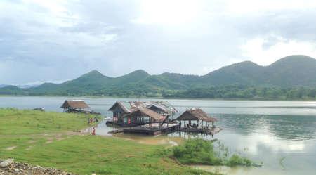raft: raft on riverside