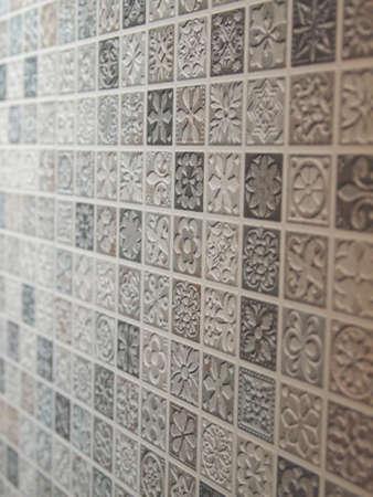 eleglance mosaic wall or background Imagens