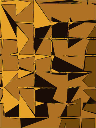 abstract wallpaper: yellow and black abstract background or wallpaper