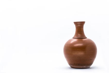 Pot d'argile d'eau d'isolement