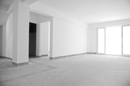 An empty new house in China.  Stock Photo - 13266507