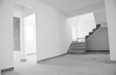 An empty new house in China.  Stock Photo - 13266528