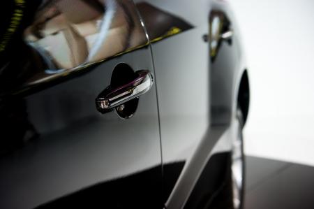 Door car - detail of a luxury car Stock Photo - 13448079