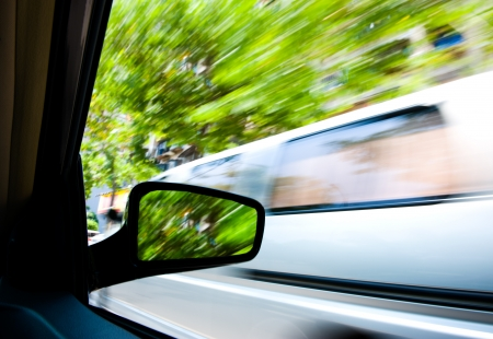 Need for speed transportation background. Stock Photo - 13830301