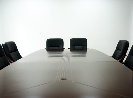 empty boardroom or meeting room.  Stock Photo - 13829741