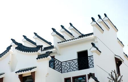 Chinese ancient architecture of Huizhou. Stock Photo - 13829684
