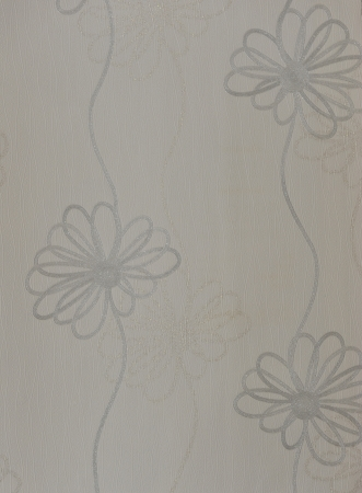 Beautiful seamless color flower pattern on wallpaper. Stock Photo - 14247590