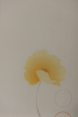 Seamless background from flowers ornament, fashionable modern wallpaper .  photo