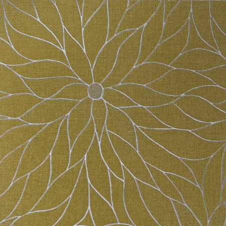 traditional silver wallpaper: Seamless luxury floral  wallpaper pattern.