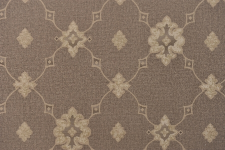 Seamless damask wallpaper texture background photo