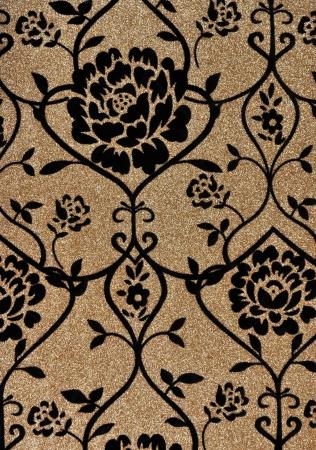 Seamless vintage background for textile design. Wallpaper pattern Stock Photo - 14248138