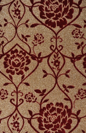Seamless vintage background for textile design. Wallpaper pattern  Stock Photo - 14248132