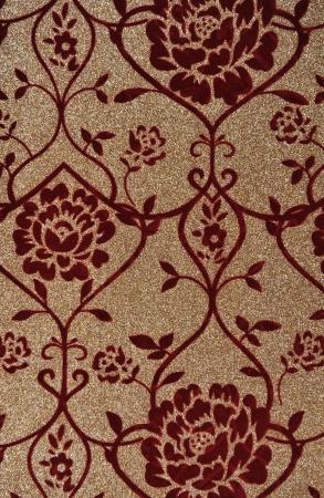Seamless vintage background for textile design. Wallpaper pattern Stock Photo - 14248132