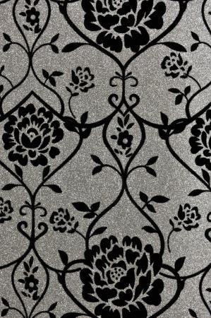 Seamless vintage background for textile design. Wallpaper pattern  photo