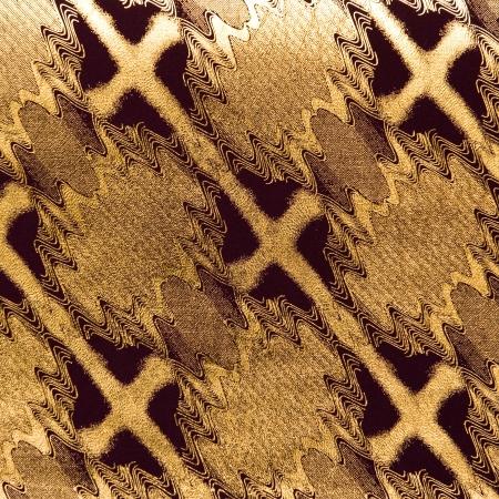 Luxury seamless golden wallpaper background. Stock Photo - 14248064