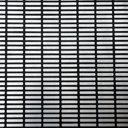 treadplate: texture of bright stainless steel floor plate.
