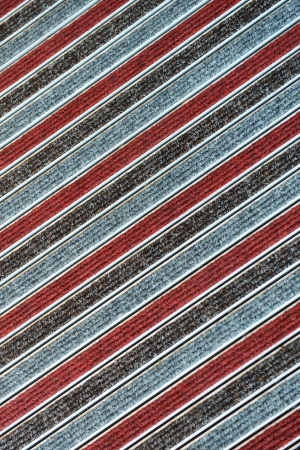 colorful textured striped fabric, carpet.