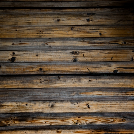 aged wood: Close up of  wooden fence panels