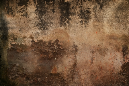 abandoned house: abstract the old grunge concrete wall for background.