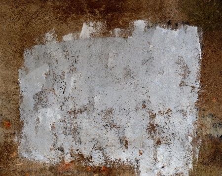 Grunge wall of the old house. Stock Photo - 17575412
