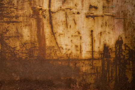 Background of grunge metal plate. Stock Photo - 17572533