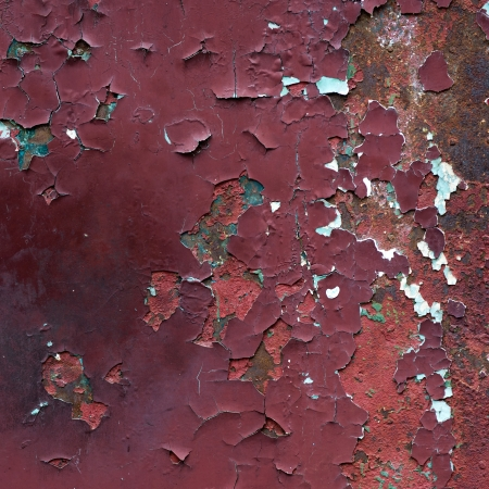 Background of grunge metal plate. photo