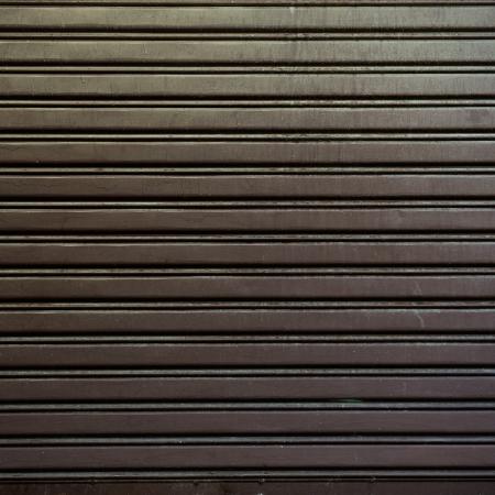 puerta de metal: Textura de la superficie del metal puerta.