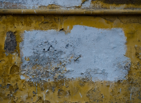 Grunge wall of the old house. Stock Photo - 17572373
