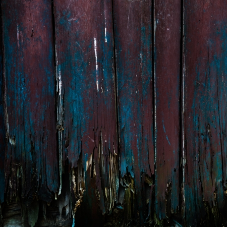 closeup of old wood planks texture background  photo