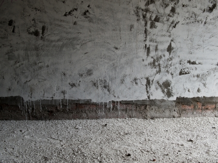 cracked concrete vintage wall background, old grunge wall photo