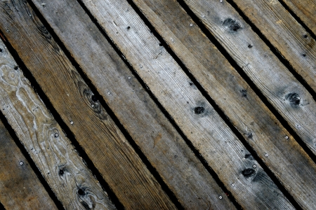 grung: old, grunge wood panels used as background
