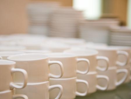 Tazas de té de apilamiento Collar Regalo Presente Meriendas Alice Cafe Taza y Platillo