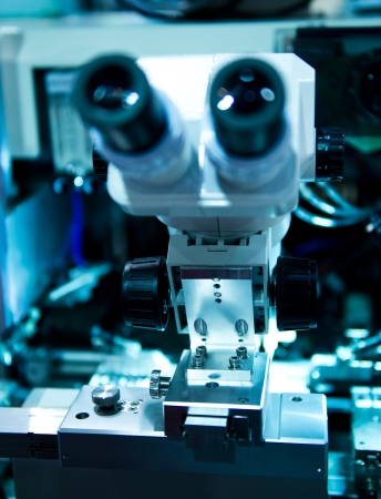 electrons: Focused Ion Beam machine for semiconductor processing