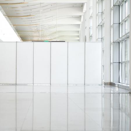 empty corridor in the modern office building. Stock Photo - 23060026