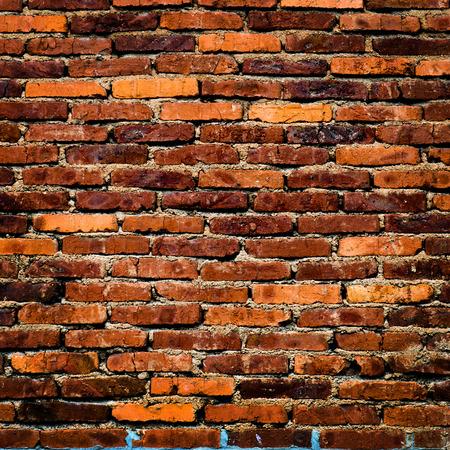 paredes de ladrillos: Background of old brick wall texture Foto de archivo