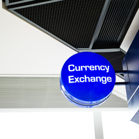 electricity tariff: money exchanger for various currencies.