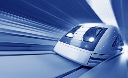 highspeed: very high-speed train