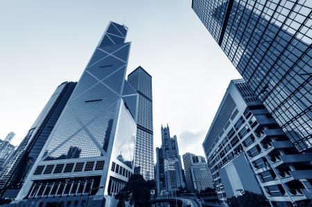 megalopolis: Hong Kong stree view