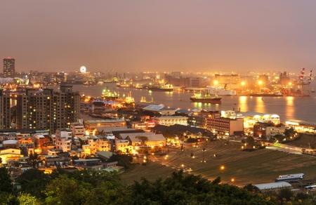 the night of Taiwan photo