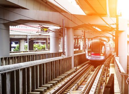 hong kong railway