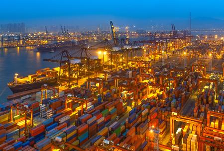 Containers scheepvaart
