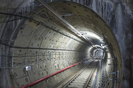trajectoire: tunnel trajectoire