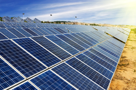 electricity generator: photovoltaic cells