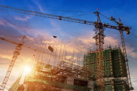 Baustelle Standard-Bild - 35273421