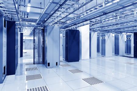 orbital in the Telecommunication room 스톡 콘텐츠