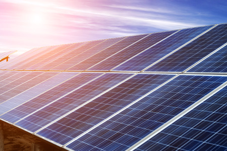 sun roof: photovoltaic cells